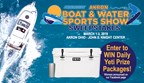 Progressive Insurance Akron Boat & Watersports Show Sweepstakes