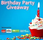 Birthday Party Giveaway