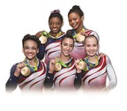 2016 Tour of Gymnastics Champions Sweepstakes