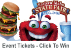 Eastern Idaho State Fair Ticket Giveaway