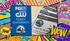 FOX21 SOCOCW Colorado Springs Comic Con Ticket Giveaway