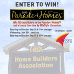Win Tickets to HBA Parade of Homes�
