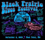Black Prairie Blues Festival Giveaway