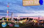 Win Three County Fair tickets!