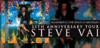 Win tickets to See Steve Vai