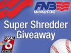 Super Shredder Giveaway with FNB