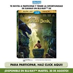 ENH- Jungle Book DVD Giveaway
