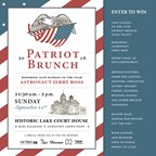 Patriot�s Brunch in CP