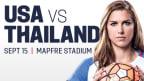 SUNNY - USA vs THAILAND tickets