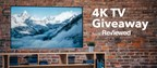 Reviewed's 4K TV Giveaway