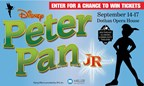 Peter Pan Jr Ticket Giveaway