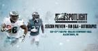 Eagles Spotlight Ticket Giveaway