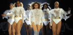 POWER TRIP: Beyonce in Atlanta