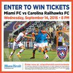 MH-Miami FC 09/14 Game