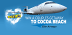 WIN A COUPLES GETAWAY TO COCOA BEACH FROM ELITE AI