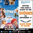 MH-Storks Movie Premier