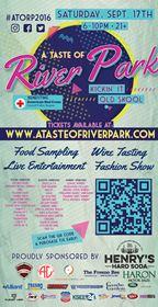 A Taste of River Park-091316