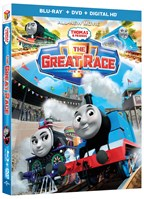 Thomas & Friends DVD Giveaway