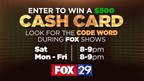 WTXF 2016 Fall Premiere Week Watch & Win Contest