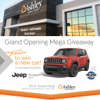 Ashley Furniture Grand Opening Mega Giveaway