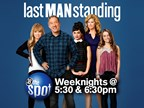 Last Man Standing Watch and Win Sweepstakes