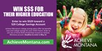 Achieve Montana 529 Fund Giveaway
