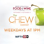WFTV 2016 The Chew Sweepstakes