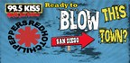 Blow This Town 2016-RHCP