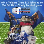 Lexington Diagnostic UK Football Tickets & Tailgate Crate Giveaway
