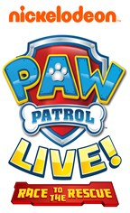 Win tickets to see 'Paw Patrol Live!'