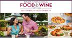 Disney Food & Wine 2016