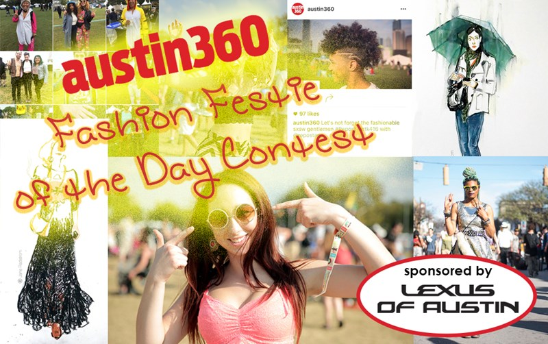 Austin360 Festie of the Day Landing Page