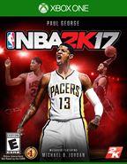 NBA 2K17 on XBOX 1