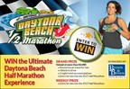Win a trip to the Daytona Beach Half Marathon