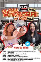 $1K At Work Selfie