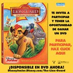 ENH- LION GUARD DVD