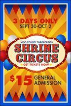 2016 Zorah Shrine Circus