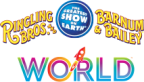 Ringling Bros. and Barnum & Bailey Circus Ticket Giveaway