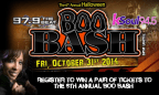 6th Annual Boo Bash Giveaway