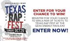 Texas Rap Fest Giveaway