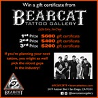 Bearcat Tattoo Contest