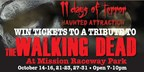 Walking Dead Haunted Attraction