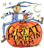 The Great Pumpkin Farm Halloween Costume Contest