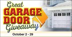 Great Garage Door Giveaway