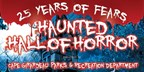 The Haunted Hall of Horror Ticket Giveaway