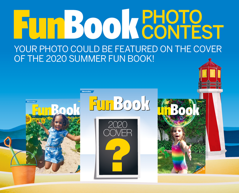 Newsday Summer Fun Book Photo Contest