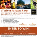 Enter to win tickets to Baja Culinary Fest 2016