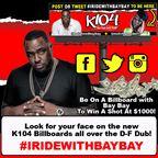 #IRideWithBayBay