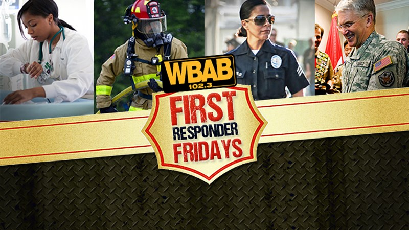 WBAB Pays Tribute to Long Island FIRST RESPONDERS