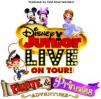 Register to win 4 tickets to Disney Live